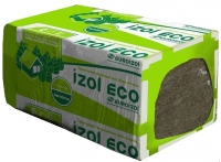 IZOL ECO 30 1000х600х50мм (в 1 пачке 8 плит - 4.8 м2 - 0,24 м3)
